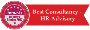 HR Services Singapore - HRM Awards 2017 - Readers' Choice Best Consultancy HR Advisory