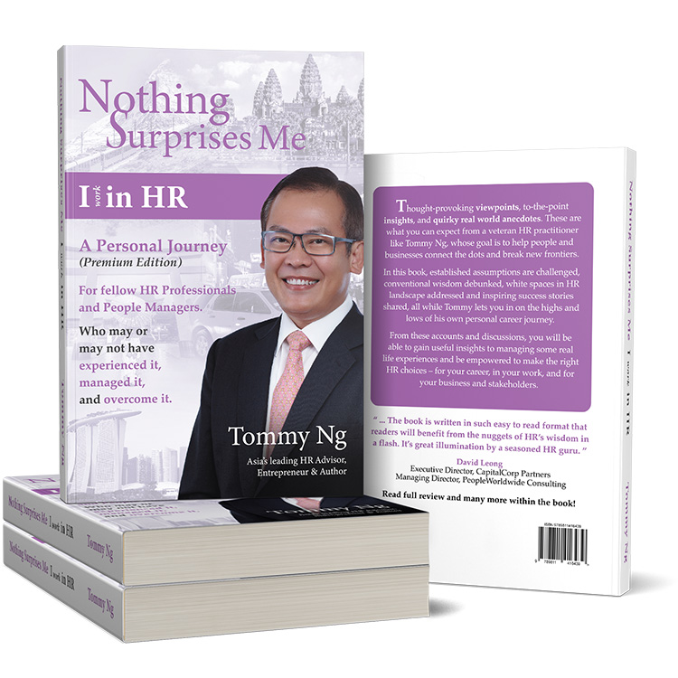 Nothing Surprises Me : I work in HR