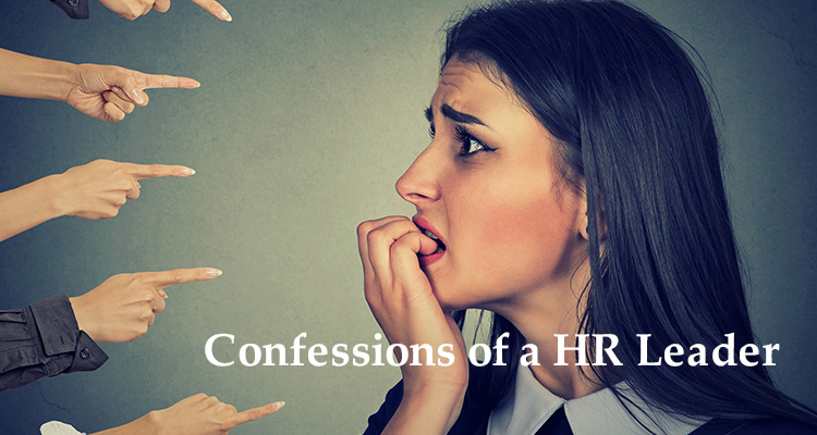 Confessions of HR Leader
