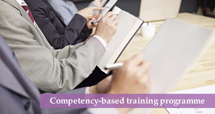 Competency Based Training Program