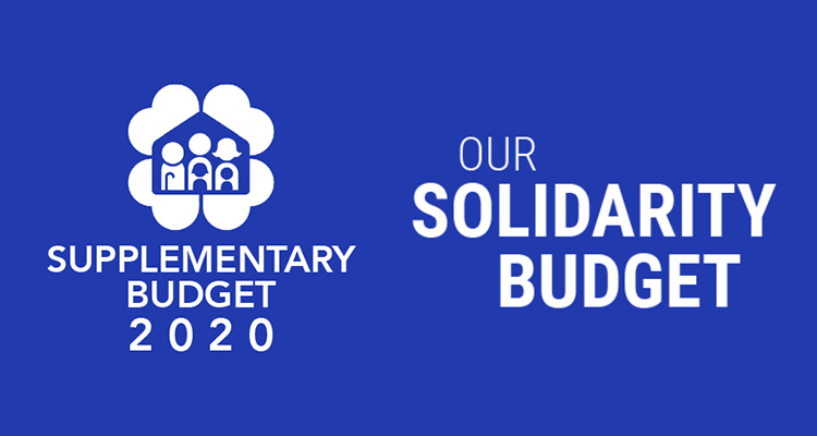Singapore Solidarity Budget 2020